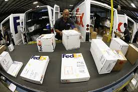 does ups deliver on thanksgiving fedex and ups are doing a better job of delivering your christmas
