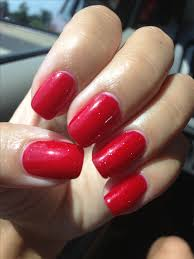 the 25 best red shellac nails ideas on pinterest red summer