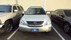 used suv lexus 2004 used lexus rx 330 4dr suv at mercedes of chandler