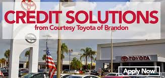 toyota credit bank bad credit car loans toyota auto loans in ta florida