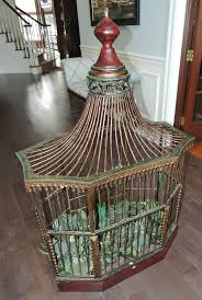 italian venetian misc furniture bird cage painted venetian