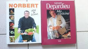 livre de cuisine norbert livres de cuisine occasion en midi pyrénées annonces achat et