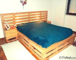 diy bedroom furniture ideas cool recycled pallet bed frame to duplicate bedroom diy painting bedroom furniture
