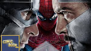 captain america civil war trailer spider man