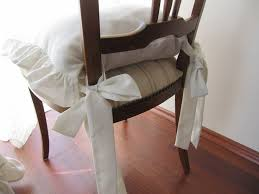 White Dining Chair Cushions The Bar Stools Stool Covers Ikea Within White Chair Cushions