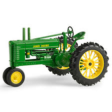 1 16 john deere model b styled tractor toy by ertl 45506