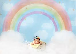 backdrop photography pastel rainbow photography backdrop rainbow birthday backdrop