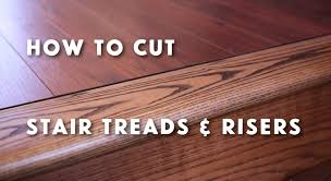 How To Measure Flooring For Laminate Jig For Measuring Stair Treads And Risers Youtube