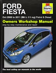 ford fiesta mk7 u0026 st owners manual handbook 2008 2015 3 door 5
