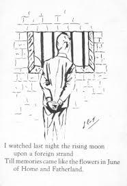 prisoners cards election literature