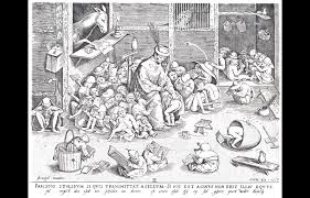 Blind Alchemist Pieter Bruegel The Elder