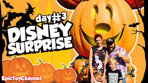disneyland halloween time surprise haunted house u0026 mickey mouse