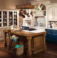 french country cottage kitchens