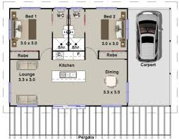 small bedroom floor plans 35 best 2 bedroom house plans images on house floor