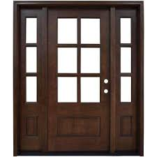 Exterior Door And Frame Sets Front Doors Exterior Doors The Home Depot