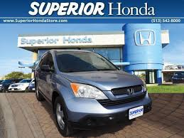 used 2007 honda cr v lx in cincinnati oh vin