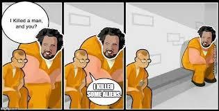 Blank Aliens Meme - prisoners blank memes imgflip
