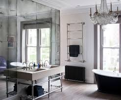 Bathroom Mirrors Chicago How Luxurious Mirrors Let You Lift Your Ceiling W O