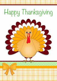 thanksgiving day cards free design and templates