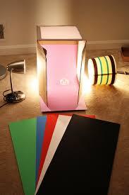 how to make a photo light box going cheap making a light box shutterboo photography