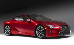 2017 Lexus Lc500 Coupe Dissected U2013 Feature U2013 Car And Driver
