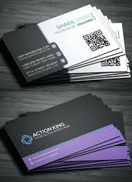 astonishing business card action unique cards download template
