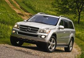 auction results and data for 2009 mercedes benz gl class