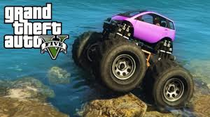 mudding cars gta 5 monster smart car mod mudding u0026 mountain climbing
