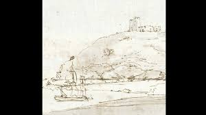 bbc news national museum wales uncovers historic sketches