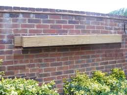 wall mounted planters planters made in uk wooden planters builders gravesend 01474