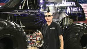 diecast monster jam trucks monster jam mohawk warrior monster truck goes die cast youtube