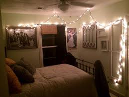 Hanging String Lights how to hang string lights in bedroom unac co