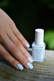 essie borrowed u0026 blue nail polish review olena loves