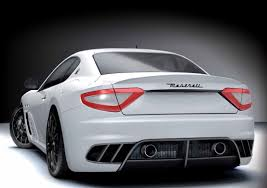 maserati concept cars maserati granturismo mc concept car body design