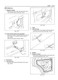 2002 isuzu rodeo power window wiring diagram wiring diagram