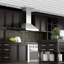 kitchen zephyr range hood and ductless range hood also island