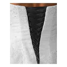 amazon com wedding dress zipper replacement adjustable fit corset