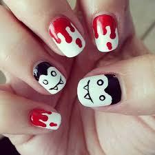 today purple and black halloween nail ideas halloween nail idea