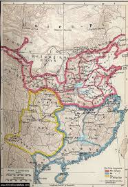 Map Of World Before Ice Age by A Map Of Africa Showing Areas Of Highest Resistance Against The