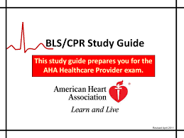 bls cpr study guide