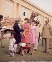 jacqueline kennedy jacqueline kennedy in pakistan