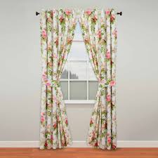 Waverly Curtain Panels S Garden Lined Panel Pair Walmart