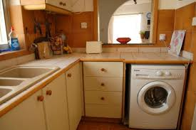 Washing Machine In Kitchen Design Installing The Washing Machine In A Small Kitchen Kitchen