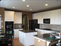 kitchen off white cabinets kitchen wall paint colors white wood