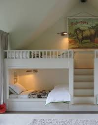 Staircase Bunk Bed Uk The Furnitur Look Of This Not Diy Sherry Interieurs