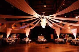 a cluster of paper lanterns hung over the dance floor he will