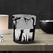 Halloween Paper Decorations Printable by Scary Cemetery Paper Lantern Halloween Lantern Halloween