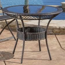 Pier One Bistro Table Outdoor Bistro Tables You U0027ll Love Wayfair