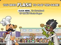 jeux de cuisine papa louis poulet papa s wingeria free flash flipline studios