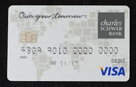 charles schwab debit card no atm fee worldwide 2016 7 update